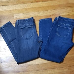 Mossimo Skinny Jeans BUNDLE!
